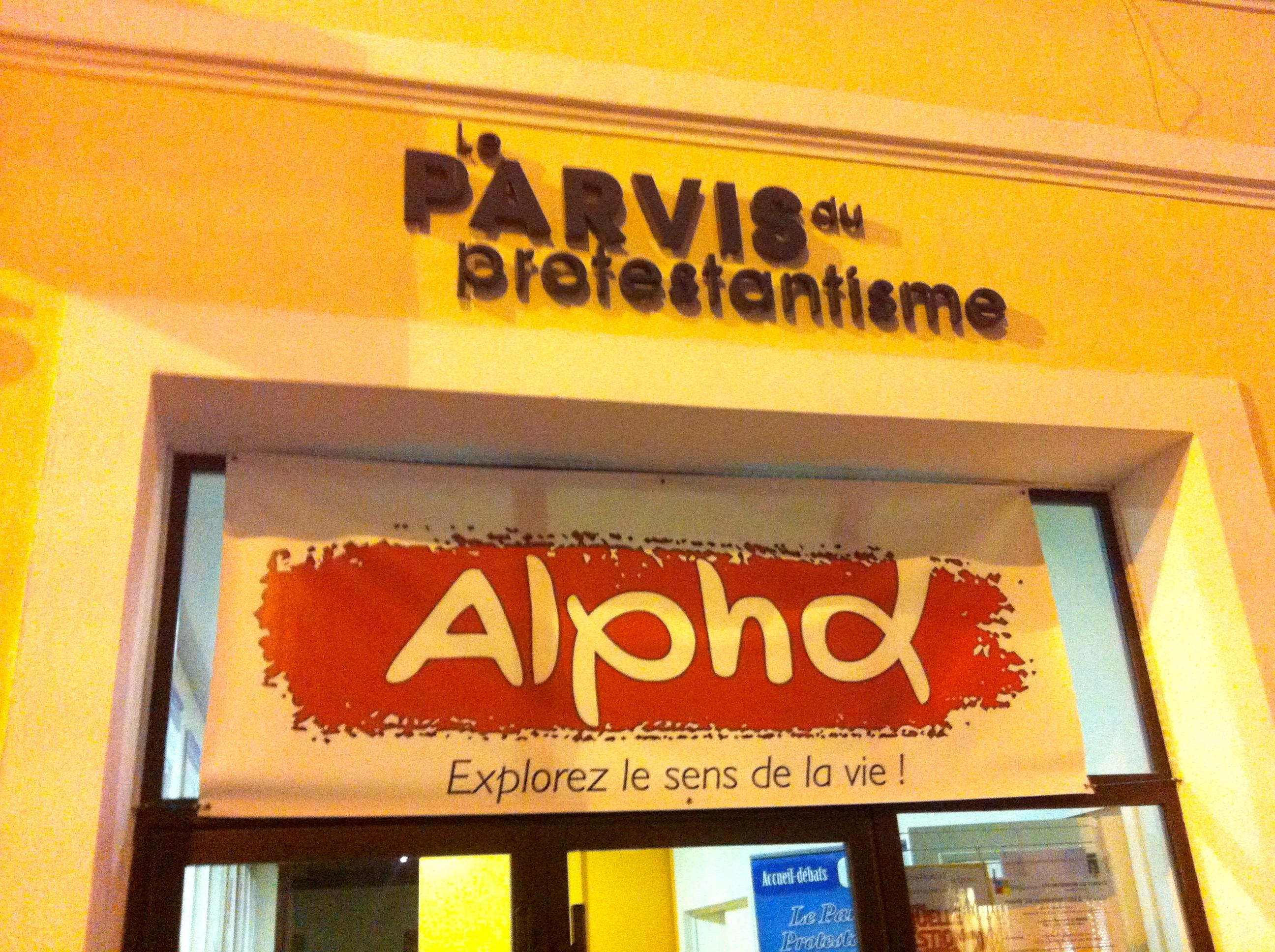 Parcours Alpha Marseille 2012
