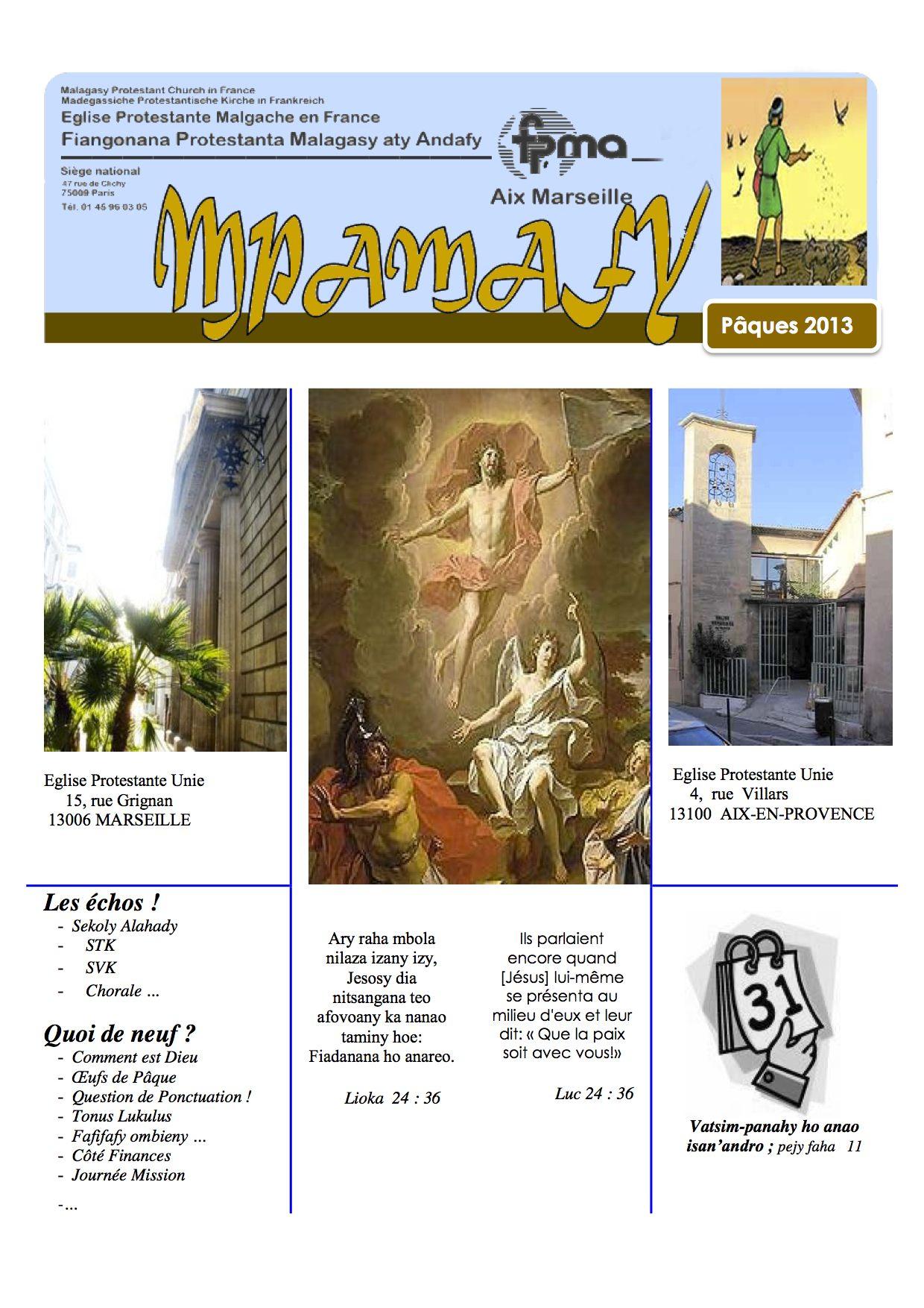 mpamafy paques 2013